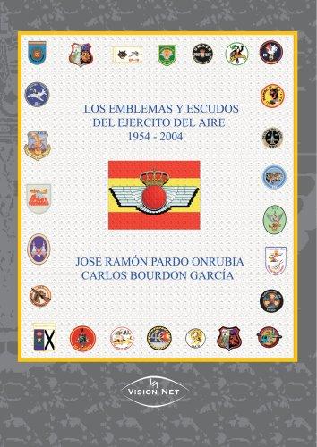 Emblemas y escudos del Ejército del Aire (Spanish Edition): Carlos Bordon García