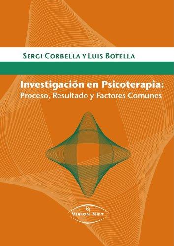 9788497709705: Investigacion En Psicoterapia