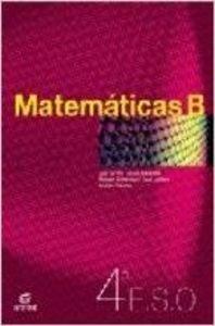 9788497710336: (2) eso 4 - matematicas b