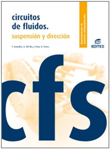 9788497712040: #CIRCUITOS DE FLUIDOS SUSPENSION Y DIRECCION CFGM 2008