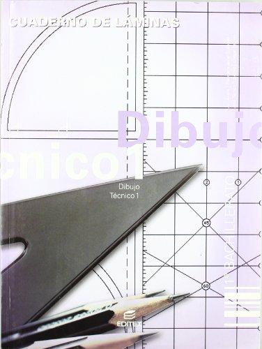9788497712156: Cuaderno. Dibujo técnico 1º BCH (Cuadernos de Trabajo) - 9788497712156
