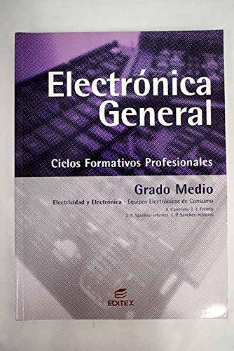 9788497712736: Electronica General/general Electronics (Spanish Edition)
