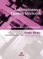 9788497712835: Automatismos y cuadros electricos