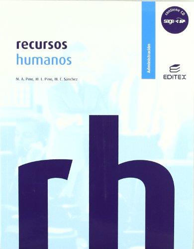 9788497713573: Recursos humanos (Ciclos Formativos)