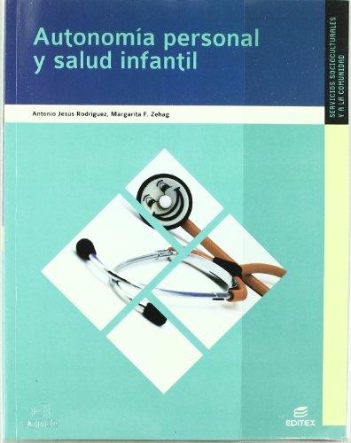 9788497713849: AUTONOMIA PERSONAL Y SALUD INFANTIL CFGM