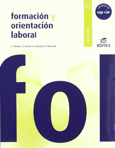 Formación y orientación laboral: VV.AA