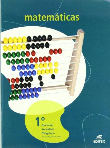 9788497714235: 1� E.S.O.-MATEMATICAS 1 (C) (2007)