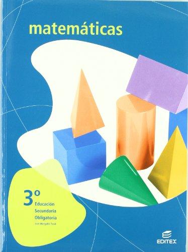 9788497714273: Matemáticas 3º ESO (Secundaria)