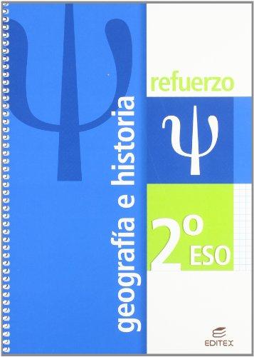 9788497714327: Refuerzo Geografía e Historia 2º ESO (Cuadernos de Refuerzo) - 9788497714327