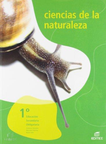 9788497714457: Ciencias de la Naturaleza 1º ESO (Secundaria)