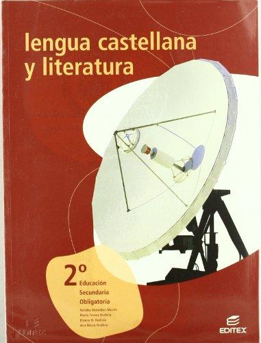 9788497714532: Lengua Castellana y Literatura 2º ESO (Secundaria) - 9788497714532