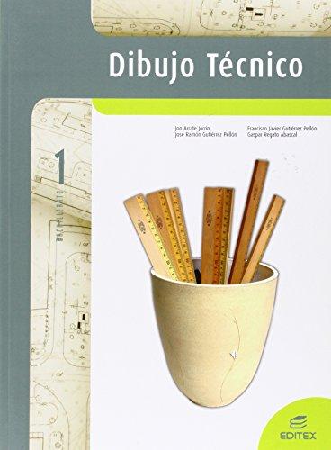 9788497714631: Dibujo técnico 1º Bachillerato - 9788497714631