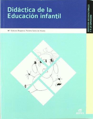 DIDACTICA DE LA EDUACION INFANTIL ED 09: VVAA
