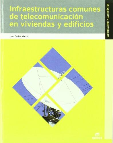 9788497716536: Estructura comunes de telecomunicaciones en viviendas y edificios (Ciclos Formativos)