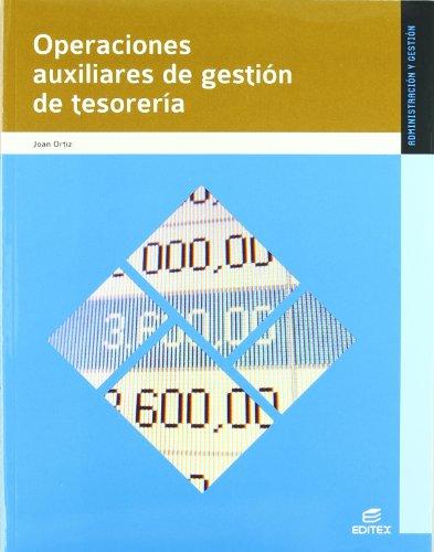 Operaciones auxiliares de gestión de tesorería (Paperback)