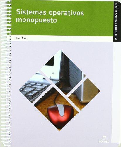 9788497719711: Sistemas operativos monopuesto