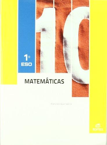 9788497719797: MATEMATICAS 1? ESO