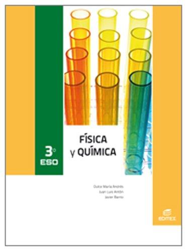 9788497719834: Física y Química 3º ESO (Secundaria) - 9788497719834