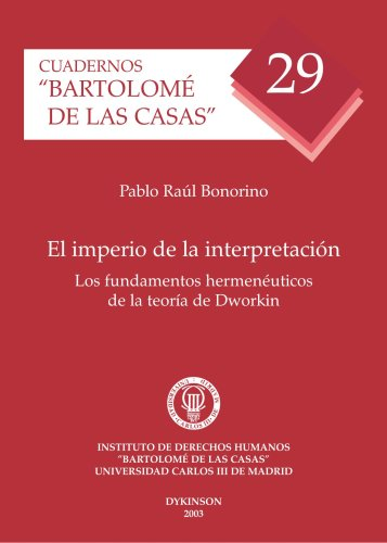 El Imperio De La Interpretacion/ the Empire: Pablo Raúl Bonorino