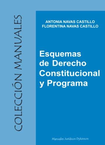 9788497726207: Esquemas De Derecho Constitucional