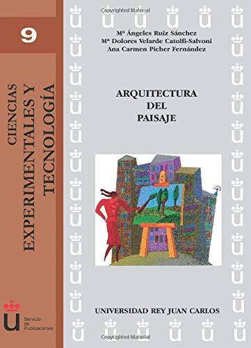 ARQUITECTURA DEL PAISAJE - ANGELES RUIZ SANCHEZ