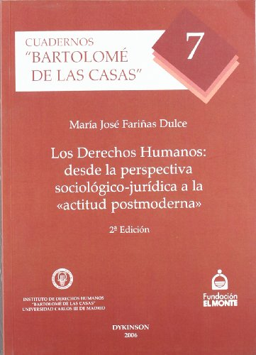 9788497728904: Los Derechos Humanos: Desde La Perspectiva Socioló (Spanish Edition)