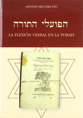 9788497732604: La flexión verbal en la Torah