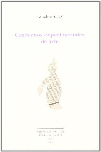 9788497733441: Cuadernos Experimentales De Arte