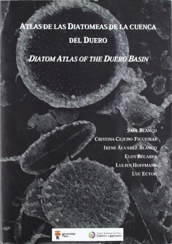 9788497735360: Atlas de las diatomeas de la cuenca del Duero