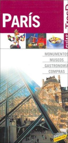 9788497763158: París - guia tres d (Guias Tresd)