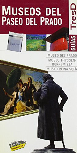 9788497763172: Museos de Madrid - guia tres d (Guias Tresd)
