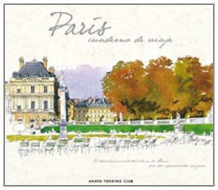 9788497766173: París (Cuadernos De Viaje)