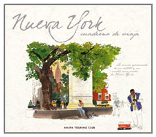 9788497766203: Nueva York / New York: Cuaderno de viaje / Travelogue (Spanish Edition)