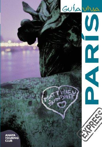 9788497768429: París (Guía Viva Express - Internacional)