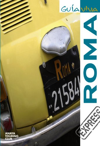 9788497768436: Roma / Rome (Guía Viva / Living Guide) (Spanish Edition)