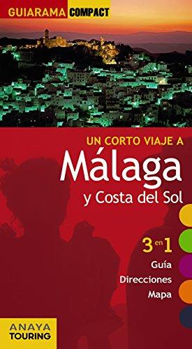 9788497769976: Málaga y Costa del Sol (Guiarama Compact - España)