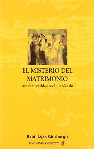 9788497770057: El Misterio del Matrimonio (Spanish Edition)