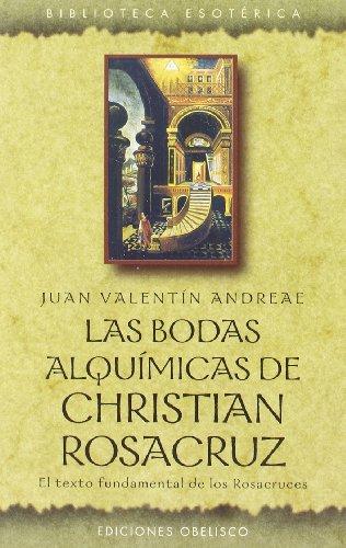 9788497770927: Bodas alquímicas de Christian Rosacruz (TEXTOS TRADICIONALES)