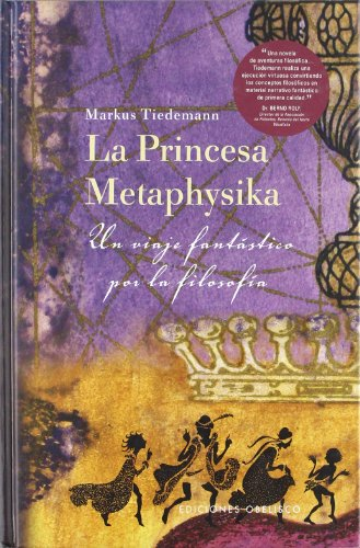 9788497771610: La Princesa Metaphysika (Spanish Edition)