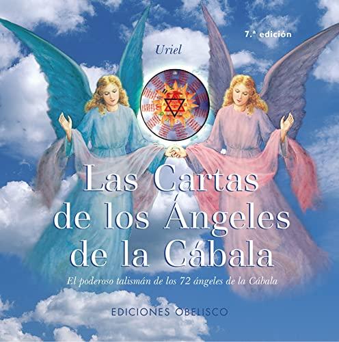Las Cartas De Los Angeles De La Cabala / The Cards of the Kabbalah Angels: El Poderoso ...