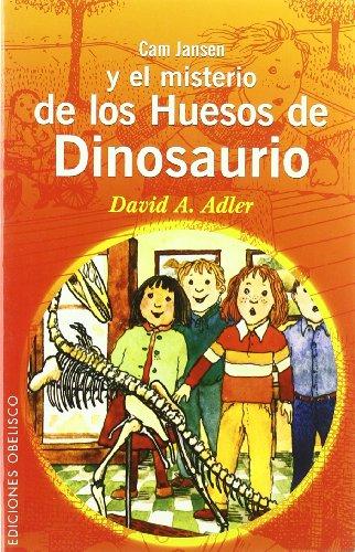 9788497771900: Cam Jansen y el misterio de los huesos de dinosaurios