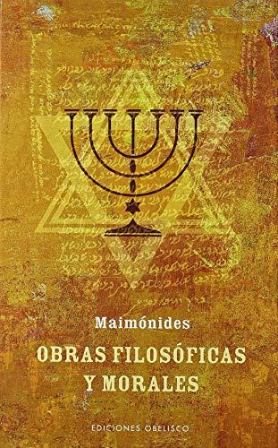Obras Filosoficas Y Morales - Tela (8497772083) by MAIMONIDES