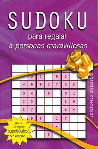 9788497772402: Sudoku para regalar a personas maravillosas (LIBROS SINGULARES)