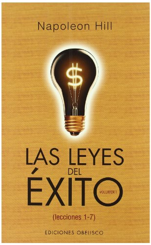 9788497772907: Leyes Del Exito/ the Laws of Success (Spanish Edition)