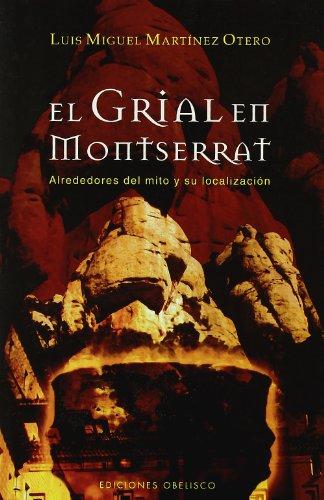 9788497774246: El grial en Montserrat (ESTUDIOS Y DOCUMENTOS)