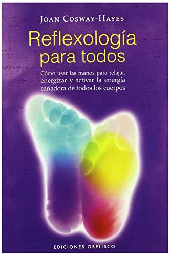 9788497774260: Reflexología para todos (SALUD Y VIDA NATURAL)