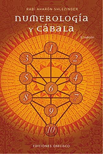 9788497774796: Numerología y Cábala (Coleccion Alef) (Spanish Edition)