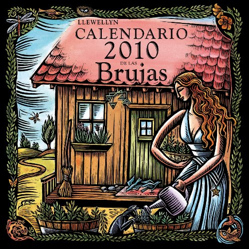 9788497775717: Calendario 2010 de las brujas (Spanish Edition)