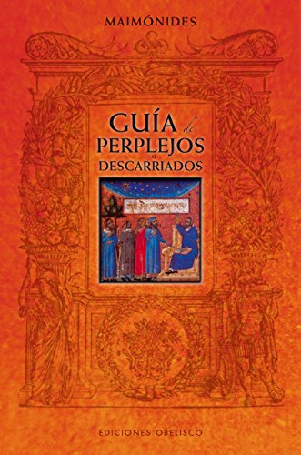 9788497776257: GUIA DE PERPLEJOS O DESCARRIADOS (Coleccion Cabala y Judaismo) (Spanish Edition)