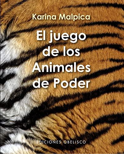 9788497777339: El juego de los animales de poder (Spanish Edition)